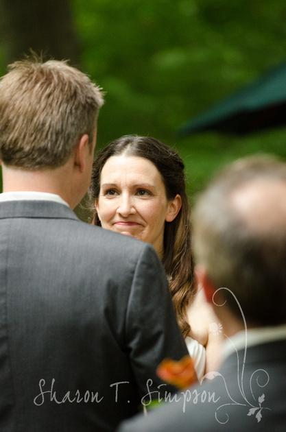 Beautiful Fun Fall Wedding Inspiration: Karen & Stephen - NH Wedding - Simple