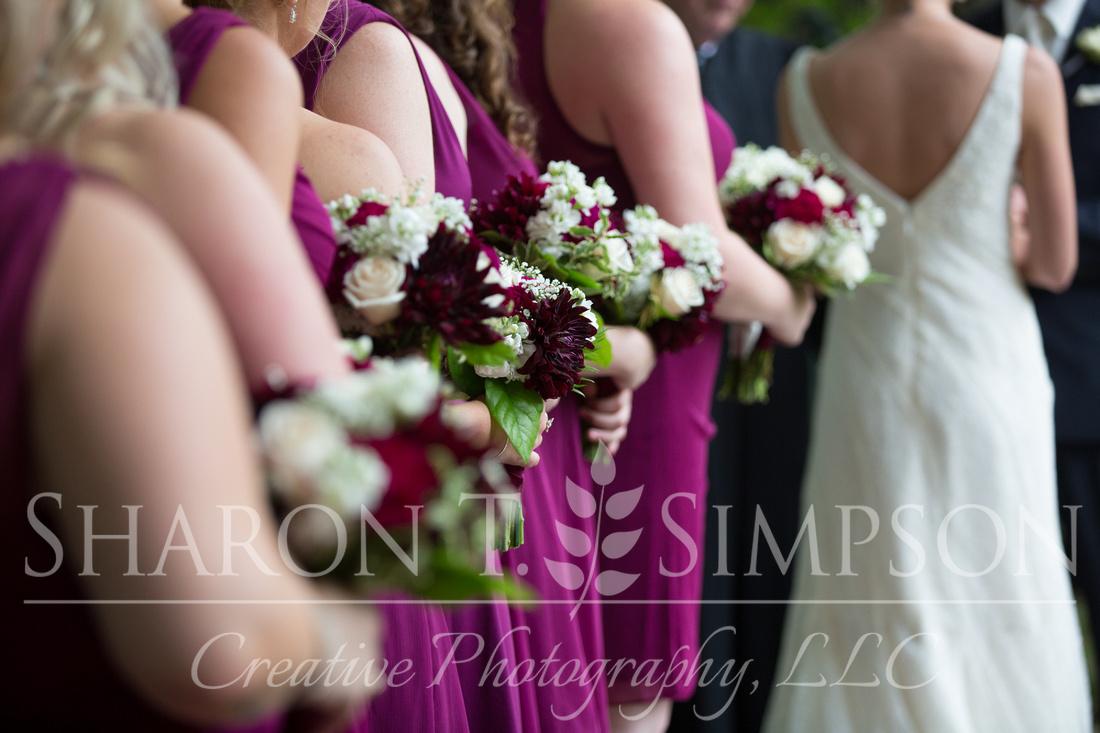 Sharon t simpson danielle james durham nh wedding for Adara salon durham nh